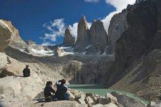 Circuito de caminhadas em Torres del Paine, Patagônia Chile