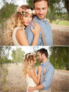 bohemian wedding pics - Google Search