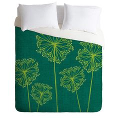 Caroline Okun Hemlock Duvet Cover | DENY Designs Home Accessories