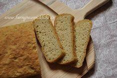 Chléb bez lepku – rychlovka Gluten Free, Bread, Food, Glutenfree, Brot, Essen, Sin Gluten, Baking, Meals