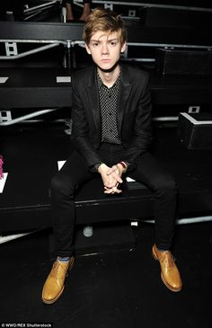 Now 26, Thomas Brodie-Sangster has appeared in Game of Thrones and Wolf Hall