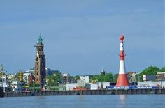 I want to take Minna to Bremerhaven, Germany to meet her Oma and Opa and see where her Grandma grew up.