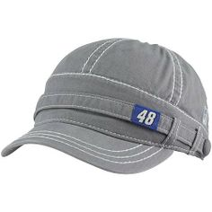 The Game Jimmie Johnson Ladies Cadet Hat by The Game. $24.95. The Game Jimmie Johnson Women's Delta Cadet Adjustable Hat - GrayOfficially licensed NASCAR productImportedQuality embroideryAdjustable hook and loop fastener strap100% CottonContrast stitchingUnstructured fit100% CottonQuality embroideryUnstructured fitAdjustable hook and loop fastener strapContrast stitchingImportedOfficially licensed NASCAR product