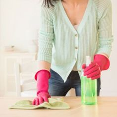 Time-Saving Household Cleaning Hacks