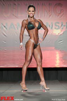 Michelle Lewin - Bikini - 2014 IFBB Tampa Pro