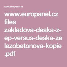 www.europanel.cz files zakladova-deska-z-ep-versus-deska-zelezobetonova-kopie.pdf