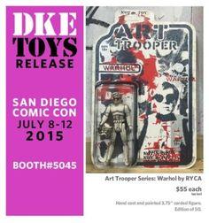 DKE CC15 ArtTrooper Warhol