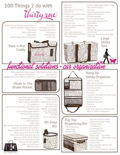 100 Things 2 Do with Thirty One!
