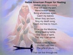 Native American Prayer for Healing | Endless Light and Love