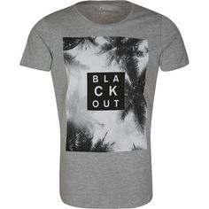 T-Shirt mit Print - Cooles T-Shirt in Grau von s.Oliver Denim. Dieses tolle T-Shirt überzeugt mit Print. - ab 12,90€