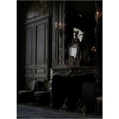 Halloween Gothic Elegance ❤ liked on Polyvore featuring backgrounds, pictures, images, pics and b&w
