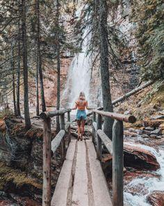 Glacier National Park, USA Jack Morris & Lauren Bullen