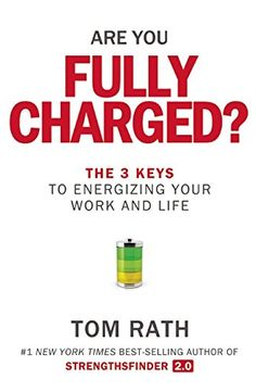 Are You Fully Charged?: The 3 Keys to Energizing Your Work and Life by Tom Rath http://www.amazon.com/dp/1939714036/ref=cm_sw_r_pi_dp_vIi9ub0GHE58Z