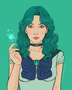 Discover recipes, home ideas, style inspiration and other ideas to try. Sailor Moon Girls, Sailor Moon Fan Art, Sailor Moon Character, Sailor Neptune, Sailor Uranus, Sailor Mars, Sailor Moon Cosplay, Anime Nerd, Sailor Scouts