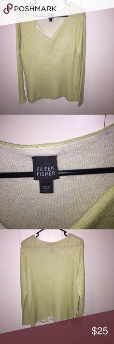Eileen Fisher Long Sleeve Top Like new Eileen Fisher Long Sleeve Top. Very comfortable and stretchy material. Eileen Fisher Tops
