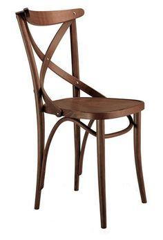 Michael Thonet Designed Bentwood Chair - traditional - Dining Chairs - Bauhaus 2 Your House Bentwood Chairs, Old Chairs, Eames Chairs, Swing Chairs, Black Chairs, Upholstery Fabric For Chairs, Chair Fabric, Chair Cushions, Traditional Dining Chairs
