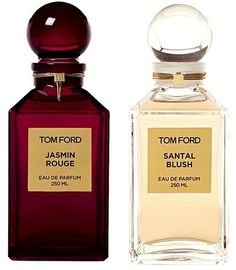New Tom Ford perfumes