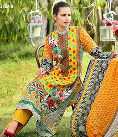 Tawakkal Dazzler Summer Lawn Collection TDS_3882B