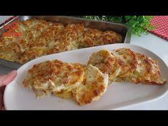 Odteraz budete chcieť zemiaky uvariť takto / veľmi praktický krémový zemiak - YouTube Potato Dishes, Potato Recipes, My Recipes, Cooking Recipes, Favorite Recipes, Corndog Recipe, Lunch Buffet, Creamed Potatoes, Indian Food Recipes