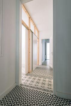 Spanish House, Bathroom Interior Design, My Room, Home Office, Architecture Design, Sweet Home, House Design, Flooring, Furniture
