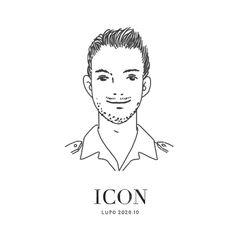 2020.10 blog icon -ブログ用アイコン・イラスト- | さらば、思うだけ Blog, Blogging