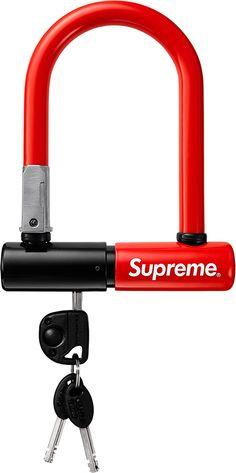 Supreme Supreme/Kryptonite® U-Lock
