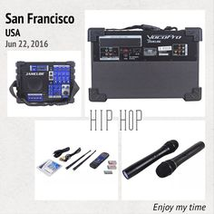VocoPro Jam Cube 2 Karaoke CD G System SDR 3 Recorder 2 Wireless Mics Bluetooth | eBay