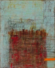 'A Passion for Hope' (2011) by artist Jeanie Gooden. Mixed media on canvas, 48 x 39 in. via | art journal | source: the artist's site