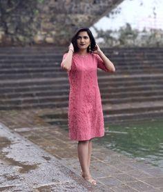 Dress – Anita Dongre   Earrings- Just Jewellery   Bracelet – Swarovski   Sandals – Aza  #anitadongre #styllogue #fashionblogger #indianfashionblogger #streetstyle #fashion #indianwear