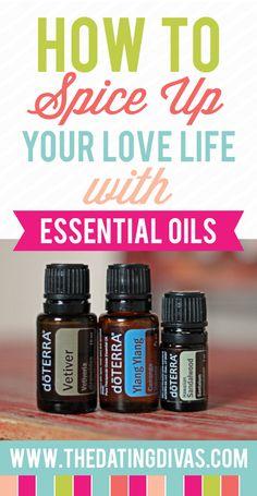 Romantic Essential Oils