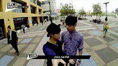 junhwe: just me and you? is this a date?  #Junhwan #Jinhwan #Junhoe #Ikon