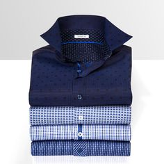 """Our """"Shape Shirts"""" offer maximum comfort! Formal Shirts, Casual Shirts, Gents Shirts, Mens Printed Shirts, Stylish Mens Outfits, Clothing Photography, Classy Men, Sweaters And Jeans, Casual Styles"""