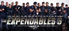 expendables 3 - Great action movie