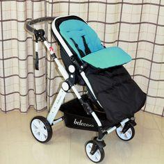 5e44ff12c three en 1 invierno cochecito de bebé sobre carseat dormir sacos de dormir  ruedas footmuff otoño