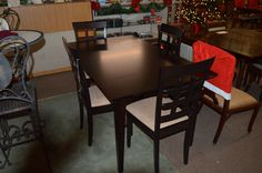 New Table and 4 Chairs