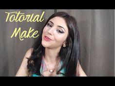 MAKEUP - Amanda Fragoso - YouTube