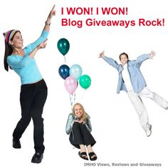 Usually more than 50 giveaways! Enter them all for some of the best chances to win! All #bloggers welcome to add their family friendly giveaway. Promoted as entries in giveaways so yours will reach more people!