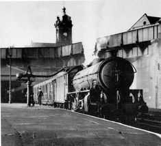 The heritage of the South Staffs district and anywhere else I fancy! Nottingham Station, Nottingham City, Steam Trains Uk, Victoria 1, Steam Railway, British Rail, Old Trains, Steam Locomotive, Train Station