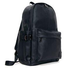 베이직한 가죽백팩 가방