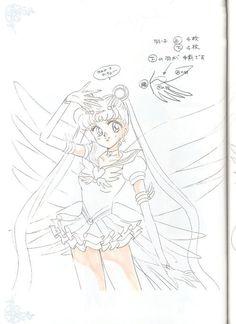 More concept art for Eternal Sailor Moon Sailor Moom, Sailor Moon Usagi, Sailor Moon Art, Sailor Moon Crystal, Character Concept, Character Art, Concept Art, Character Design, Character Reference