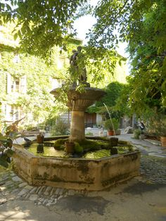 Saignon Provence