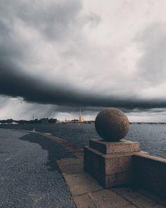 Петербургский пейзаж.    Автор фото: Павел Демичев (Paveldemichev).
