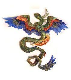 Quetzalcóatl, la serpiente emplumada. - Photo 31 : Foto - enfemenino