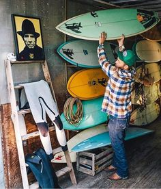 Painting I did awhile back of Merle. Proudly displayed someplace, somewheres far away in Chris Malloy's tack room. Better than any fucking gallery in New York. Photo by the talented and super attractive @jeffjohnson_beyondandback . #haggard @patagonia @patagonia_surf @fcdsurfboards