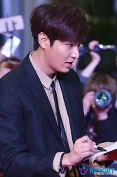 Lee Min Ho, Gangnam 1970 Red Carpet and Showcase event, 20150106.