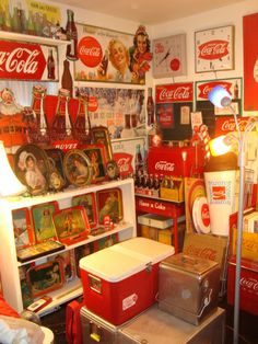 Room Full of Coca-Cola | Collectors Weekly