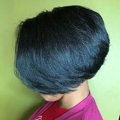 Best Bob Hairstyles & Haircuts for Women - Hairstyles Trends Best Bob Haircuts, Short Bob Hairstyles, Hairstyles Haircuts, Black Hairstyles, Modern Bob Haircut, Short Bob Styles, Choppy Hair, Long Layered Hair, Long Hair