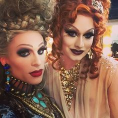 Katya Zamolodchikova & Jinx Monsoon