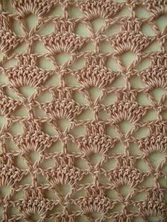 Easy Crochet Stitches, Granny Square Crochet Pattern, Crochet Motif, Crochet Shawl, Crochet Designs, Crochet Flowers, Crochet Lace, Free Crochet, Lace Patterns