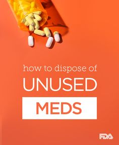 Have unused prescriptions?  Help protect kids and the environment by learning how to dispose of them properly.
